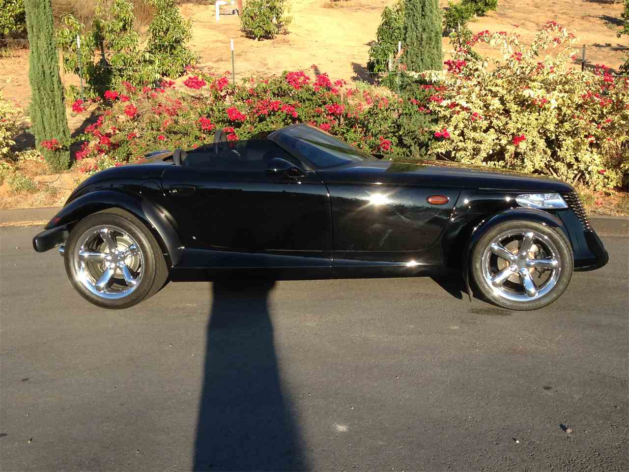 Large Picture of 2000 Plymouth Prowler - M9JF