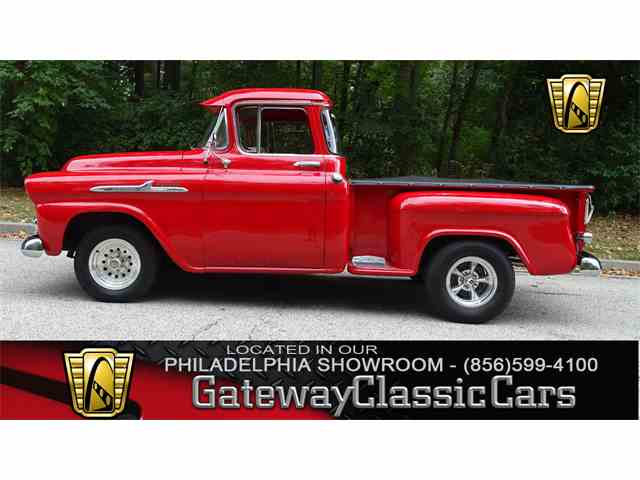 1958 Chevrolet 3100 | 1030088