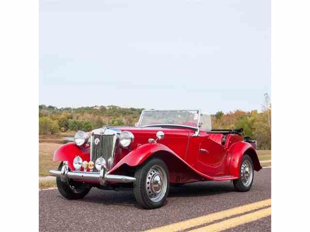 1952 MG TD | 1038802
