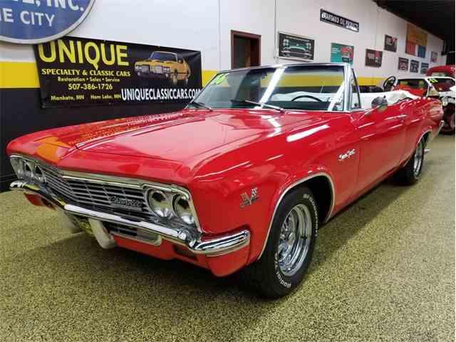 1966 Chevrolet Impala SS Convertible 396 | 1038809