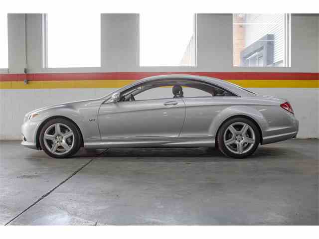 Picture of '07 CL600 - M3FL