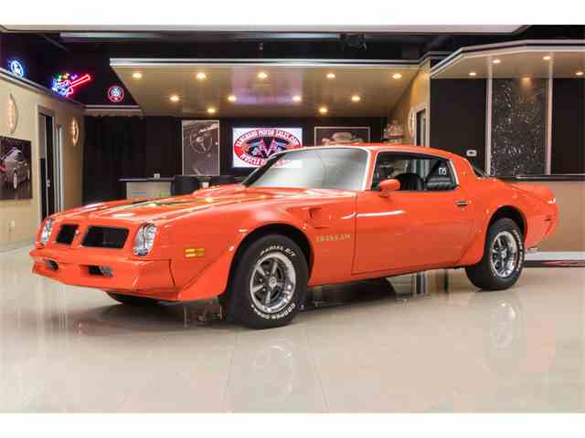 1976 Pontiac Firebird Trans Am | 1038818