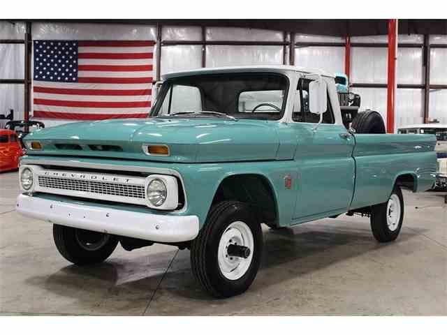 1964 Chevrolet K-10 | 1038822