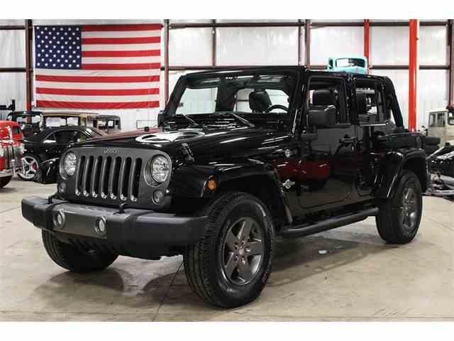 2015 Jeep Wrangler | 1038831