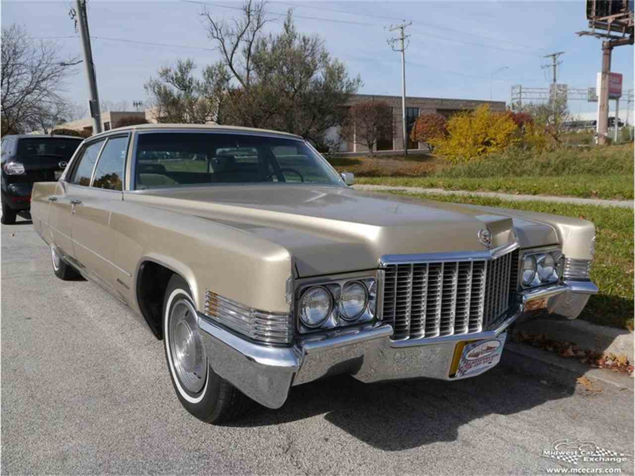 Large Picture of '70 Fleetwood Brougham - M9KI