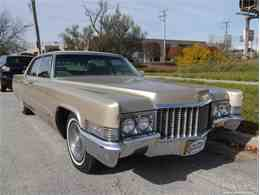 1970 Cadillac Fleetwood Brougham for Sale - CC-1038834