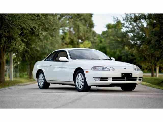1991 Toyota Soarer Coupe | 1038838
