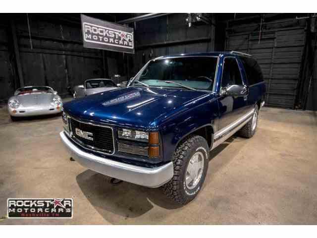 1997 GMC Yukon | 1038846