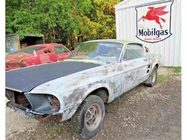 1967 Ford Mustang | 1038857