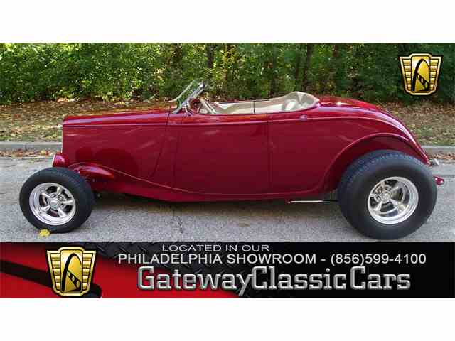 1933 Ford Roadster | 1038865