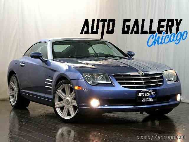 2007 Chrysler Crossfire | 1038870