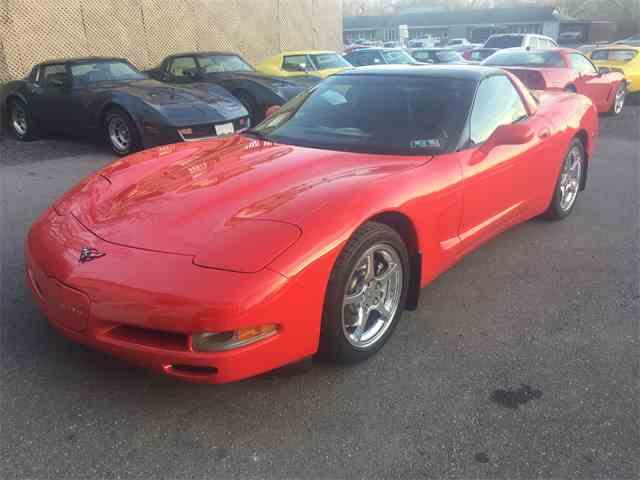 2002 Chevrolet Corvette | 1030891