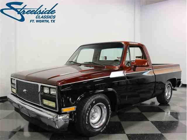 1984 Chevrolet Silverado | 1038962