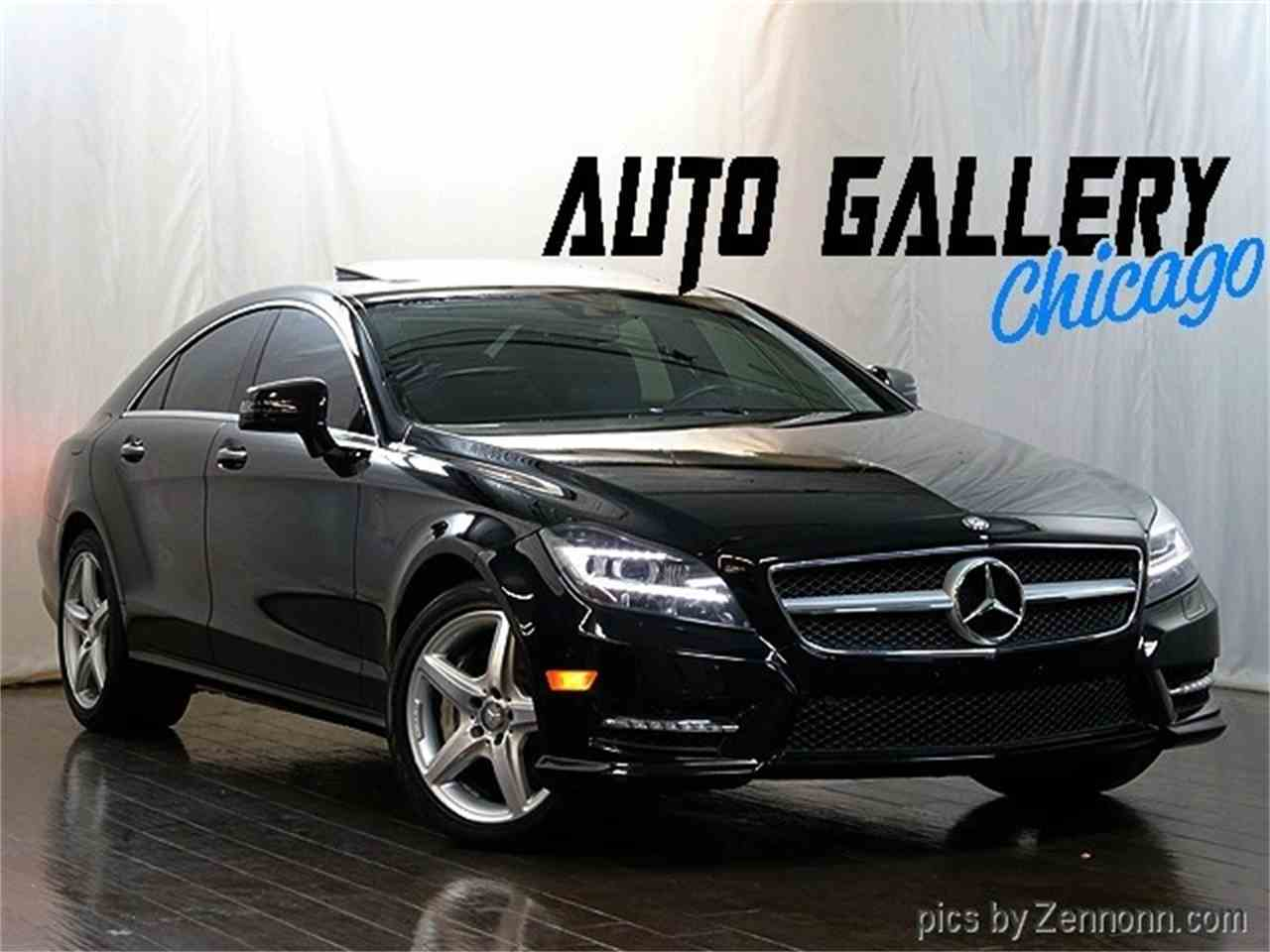 Large Picture of 2014 CLS-Class located in Illinois - $30,990.00 - M9OQ