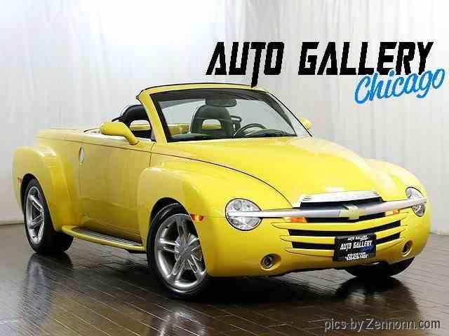 2003 Chevrolet SSR | 1038993