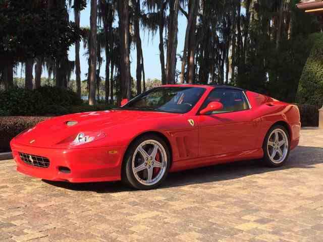 2005 Ferrari Superamerica 575 | 1038997