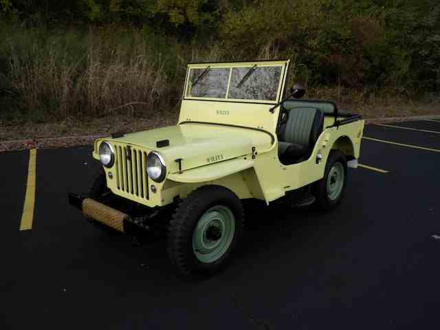 1948 Willys Jeep | 1039000