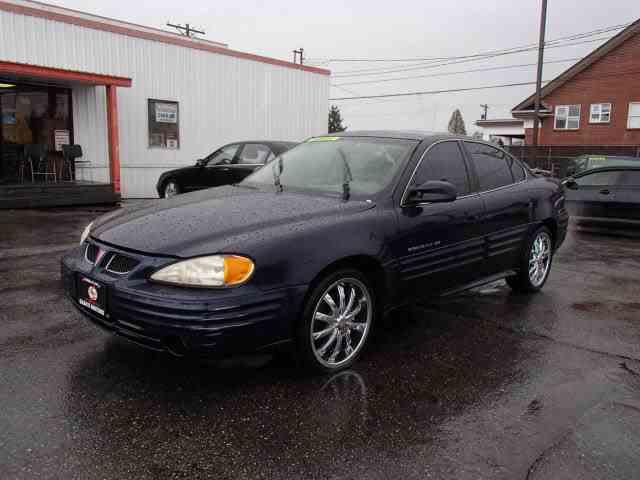 2000 Pontiac Grand Am | 1039013
