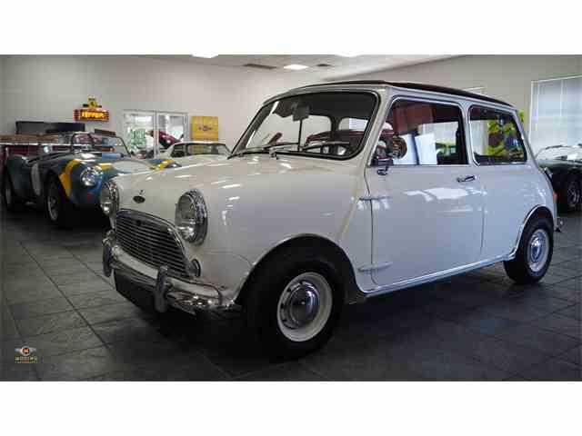 Picture of '67 Mini Cooper - M9PM