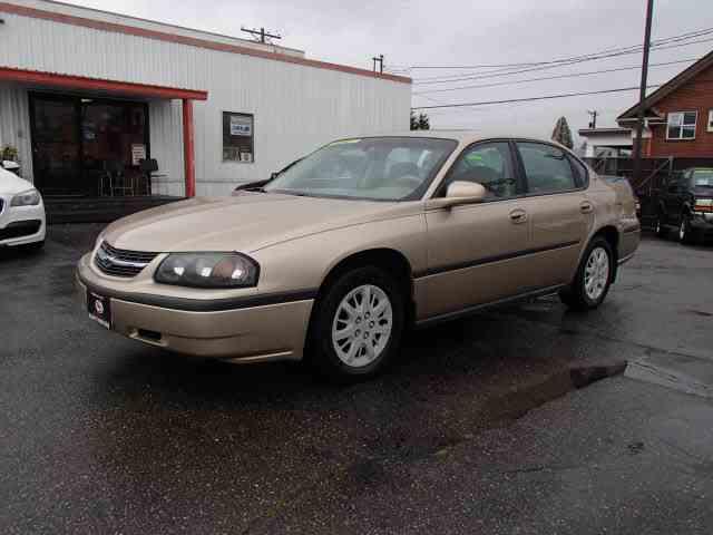 2004 Chevrolet Impala | 1039020