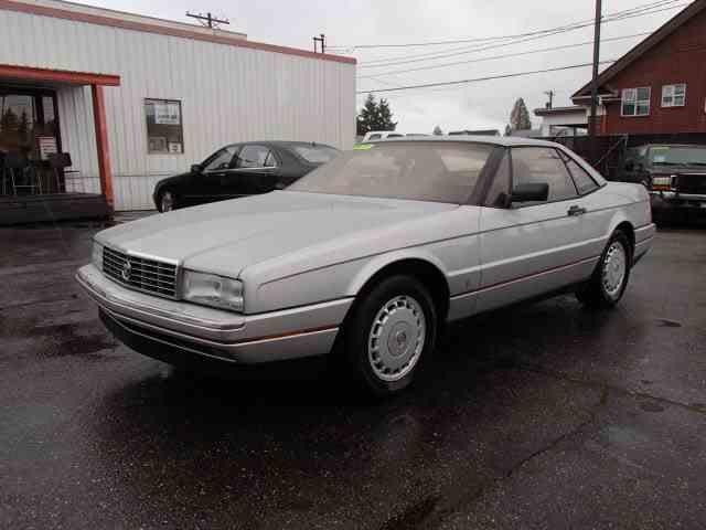 1987 Cadillac Allante | 1039025