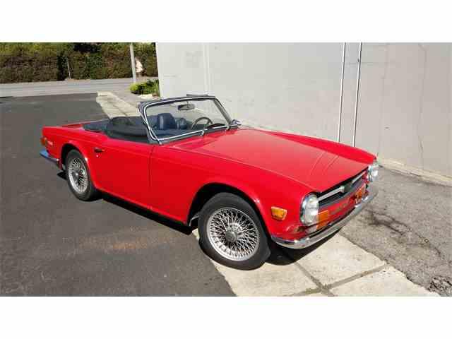1971 Triumph TR6 | 1030903