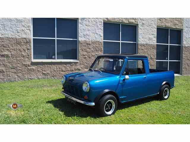 1962 Austin Mini Cooper | 1039030