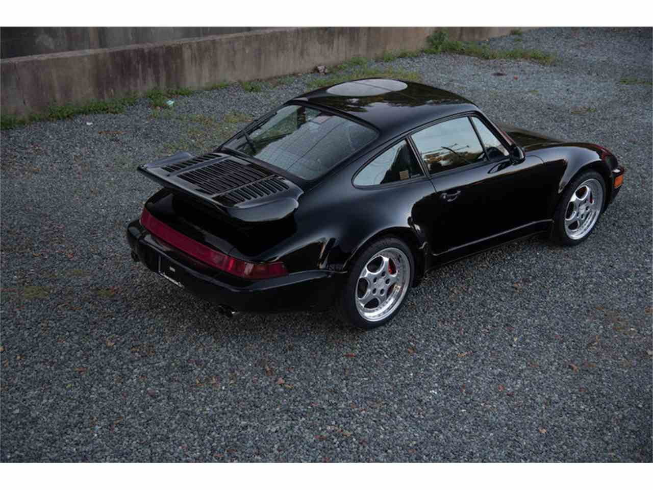 Large Picture of '94 911 Turbo - M9Q5