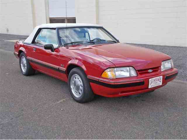 1988 Ford Mustang | 1039039