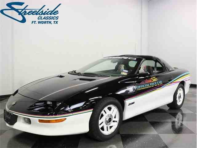 Picture of 1993 Camaro Z/28 Pace Car - $17,995.00 Offered by Streetside Classics - Dallas / Fort Worth - M9QK