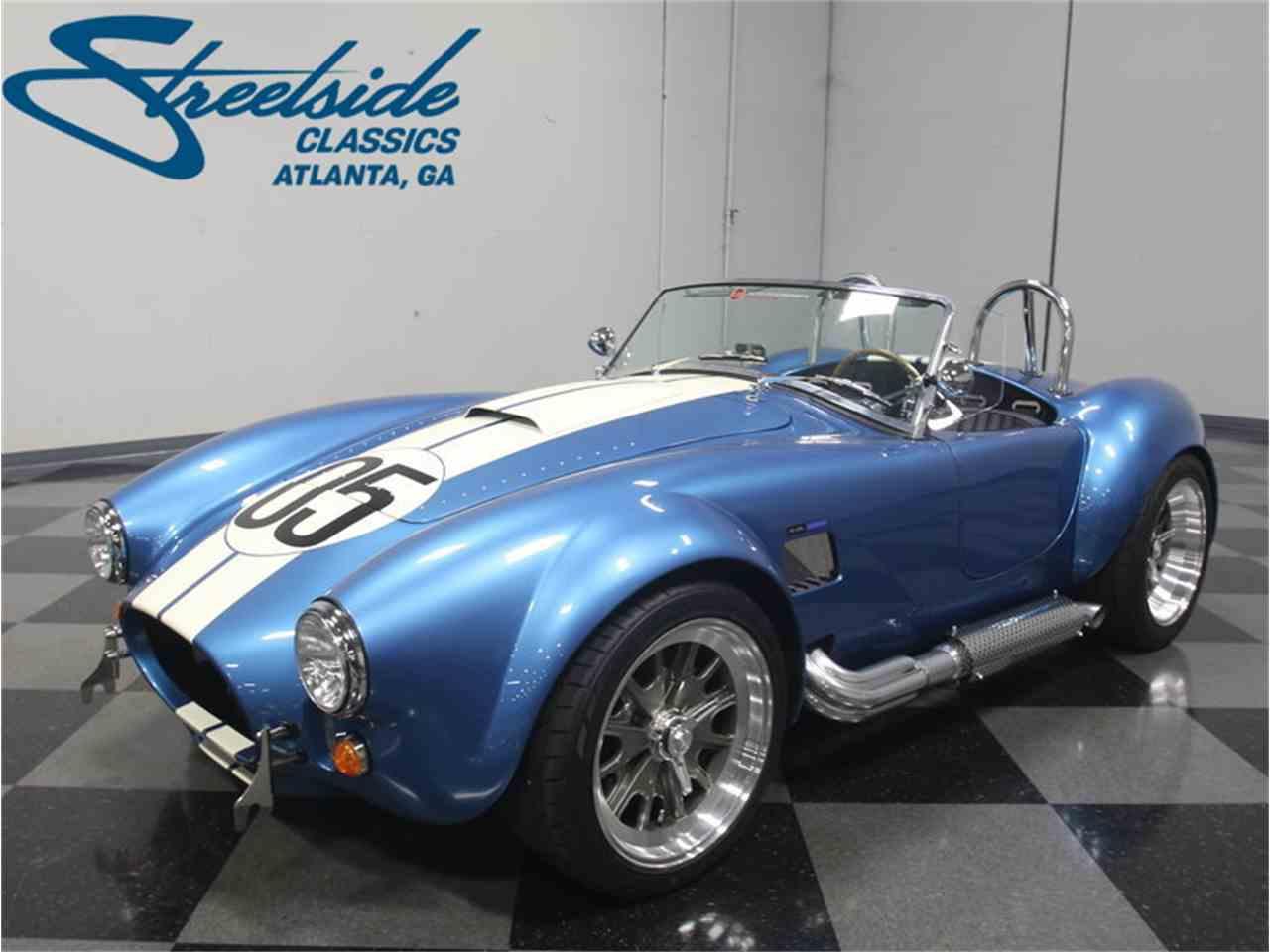 1965 Backdraft Racing Cobra for Sale - CC-1039056
