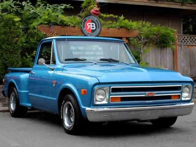 1968 Chevrolet C10 | 1030906