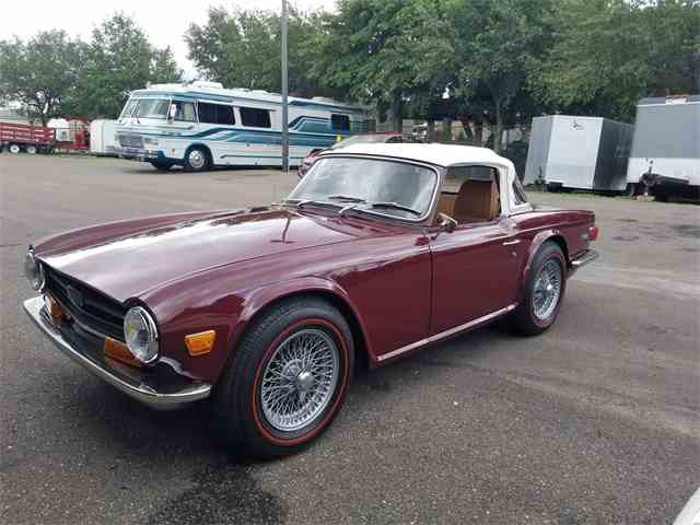 Picture of '69 TR6 - M9QU