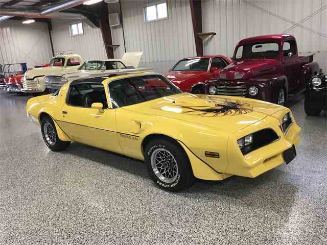 1978 Pontiac Firebird Trans Am | 1039067