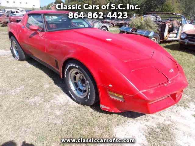 1982 Chevrolet Corvette | 1030907