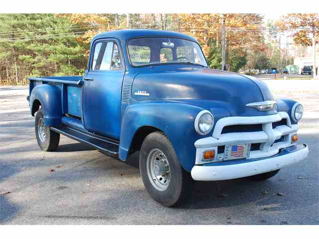 1954 Chevrolet 5-Window Pickup | 1039072