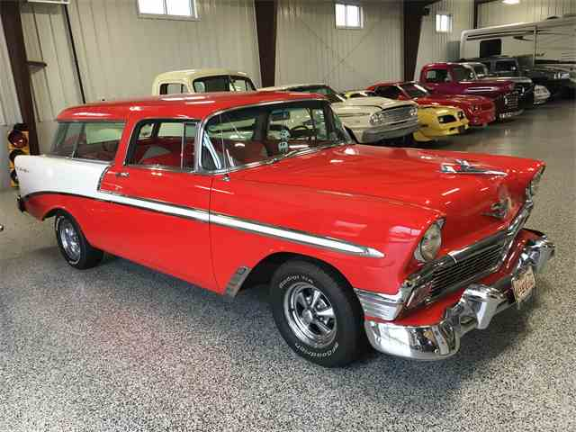 1956 Chevrolet Bel Air Nomad | 1039075