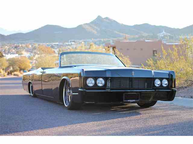 1968 Lincoln 4-Dr Convertible | 1039086