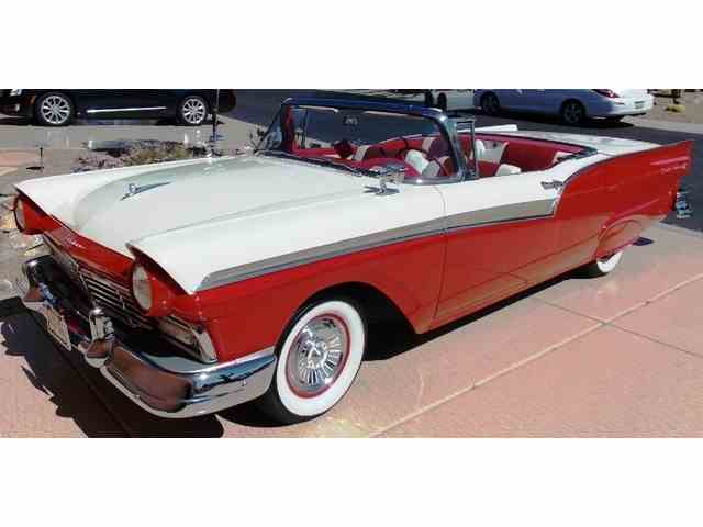 Picture of Classic 1957 Ford Fairlane 500 located in ARIZONA Offered by Old Iron AZ LLC - M9RR