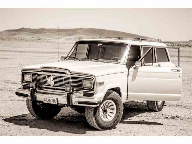 Picture of '84 Wagoneer - M9RT
