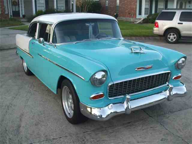 Picture of '55 Bel Air - M9RU