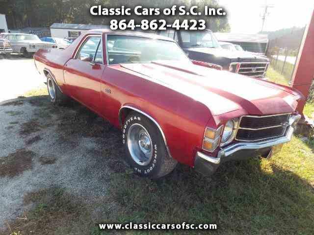 1971 Chevrolet El Camino | 1030911