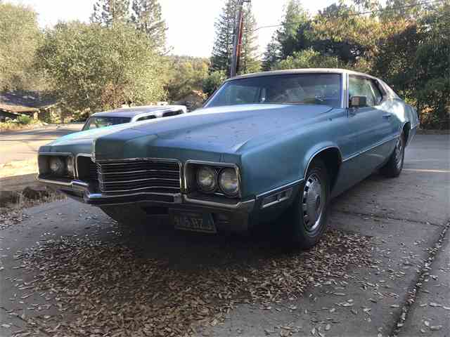 1971 Ford Thunderbird | 1039111