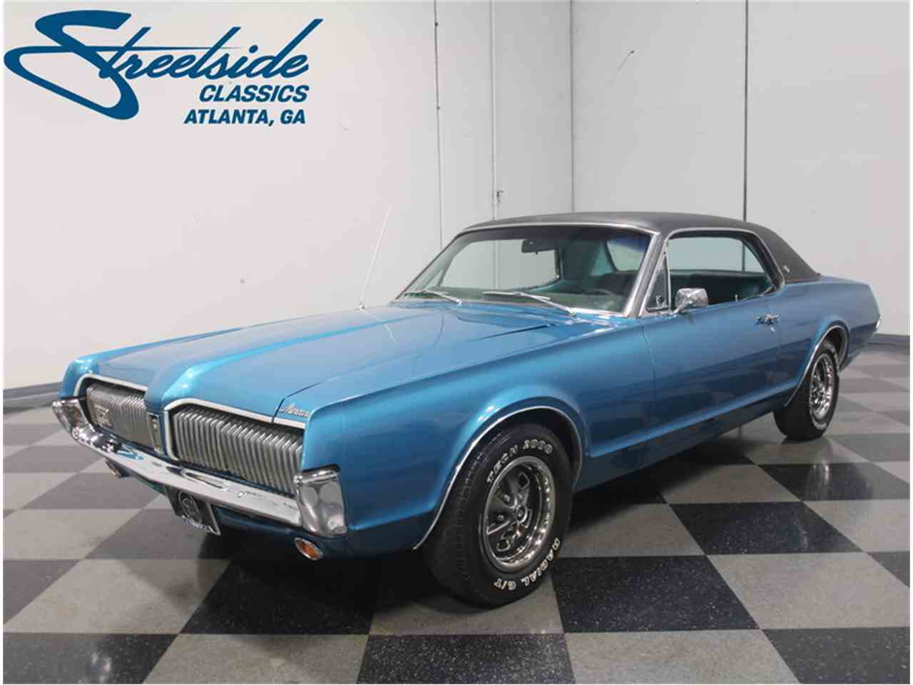 1972 mercury montego n code 429 restomod motorcycle custom - 1967 Mercury Cougar 1039123