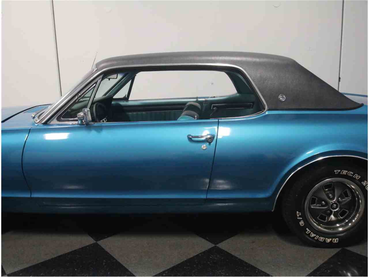 Large Picture of Classic '67 Cougar located in Lithia Springs Georgia Offered by Streetside Classics - Atlanta - M9SJ