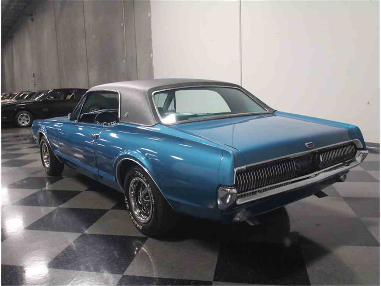 Large Picture of Classic 1967 Mercury Cougar located in Georgia - $15,995.00 Offered by Streetside Classics - Atlanta - M9SJ