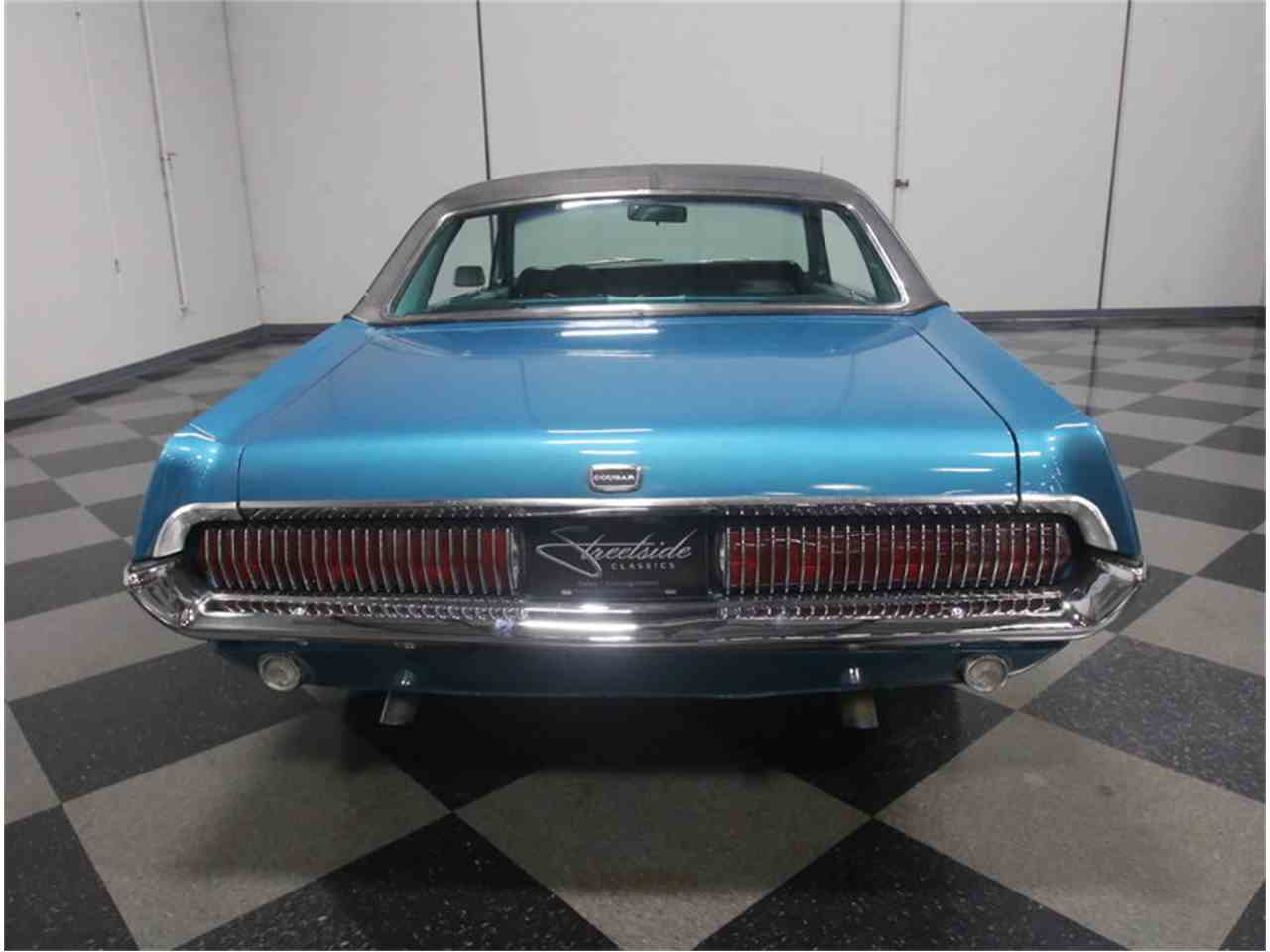 Large Picture of '67 Cougar Offered by Streetside Classics - Atlanta - M9SJ