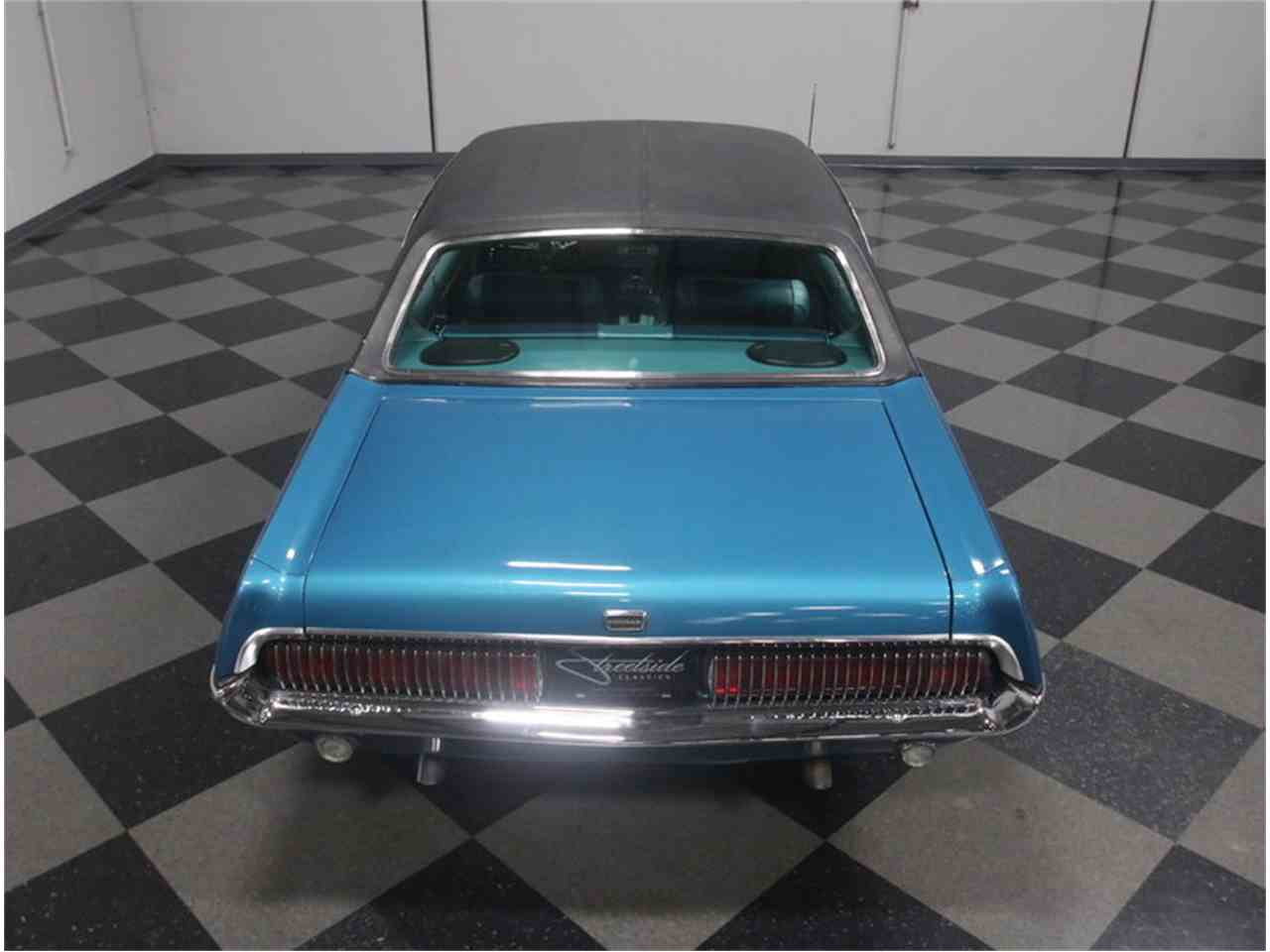 Large Picture of Classic 1967 Mercury Cougar - $15,995.00 Offered by Streetside Classics - Atlanta - M9SJ