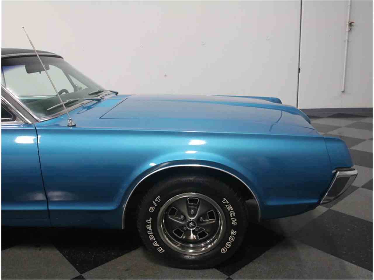 Large Picture of Classic '67 Mercury Cougar located in Georgia Offered by Streetside Classics - Atlanta - M9SJ