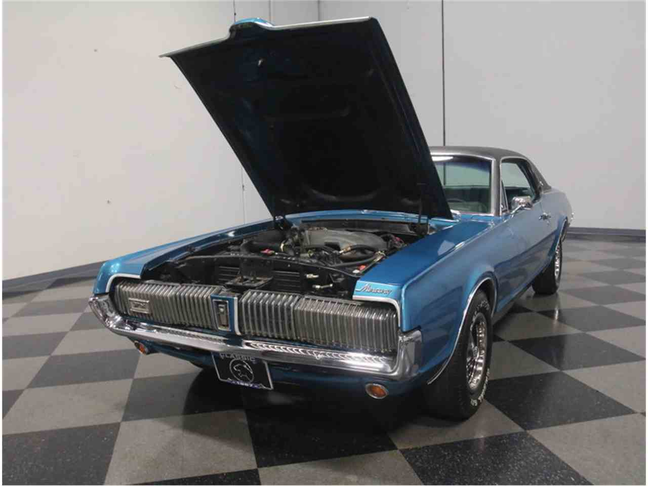 Large Picture of 1967 Cougar - $15,995.00 Offered by Streetside Classics - Atlanta - M9SJ